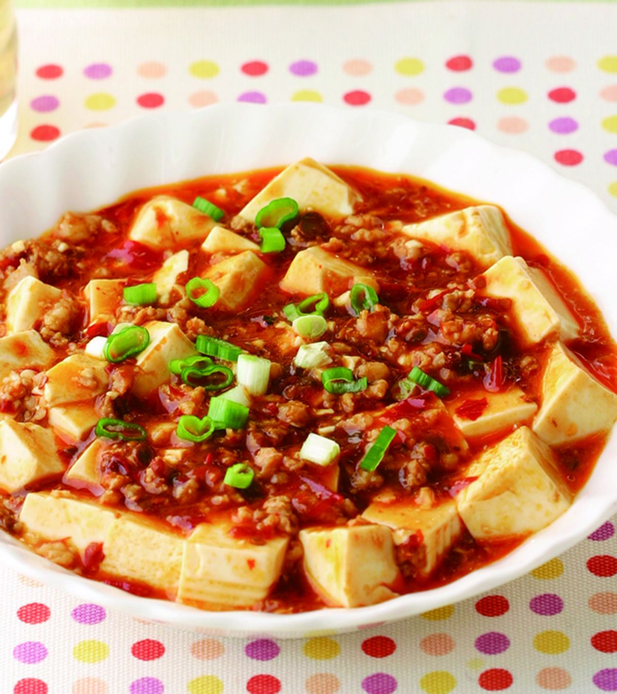 食譜:麻婆豆腐(33)