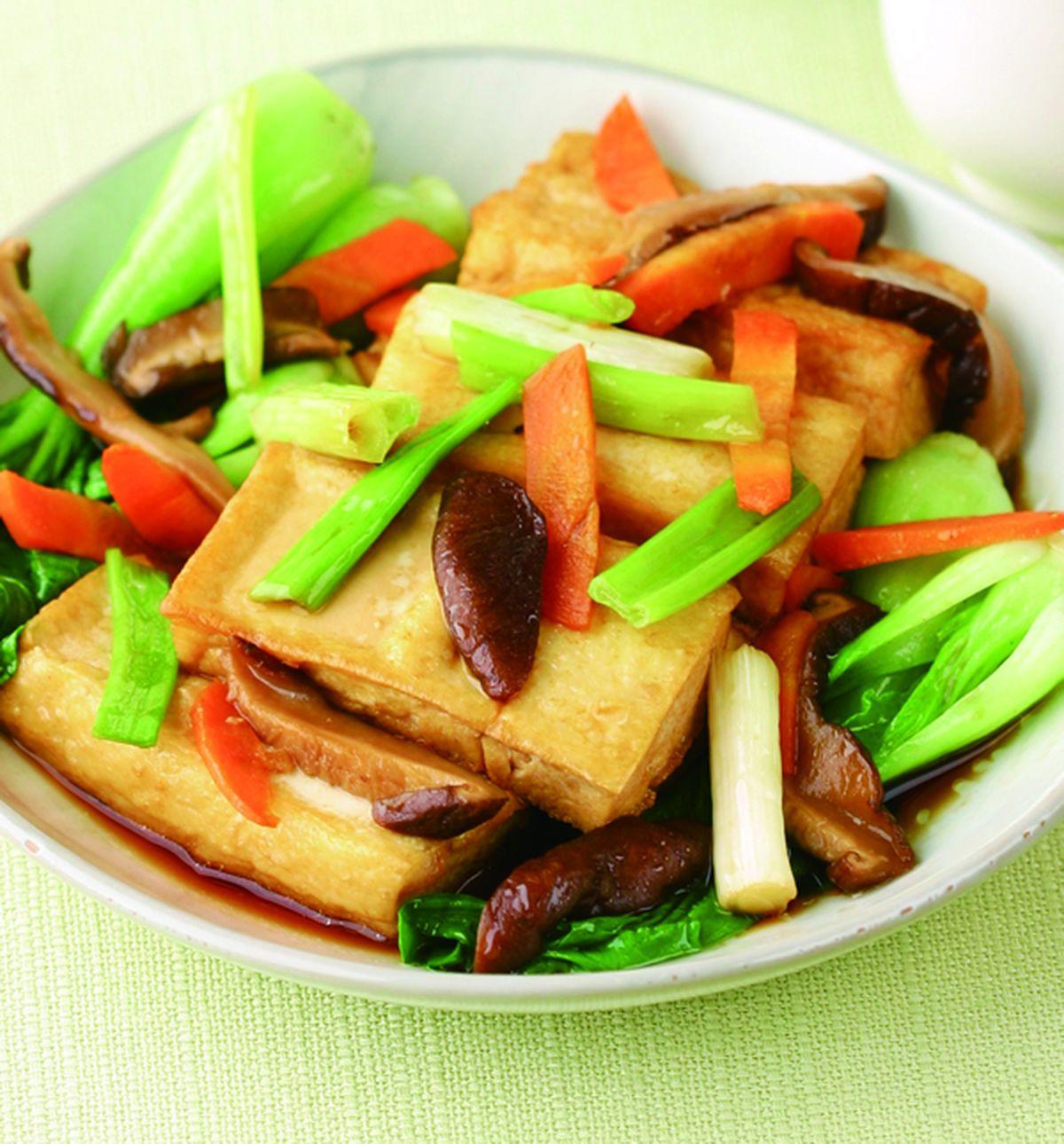 食譜:紅燒豆腐(4)