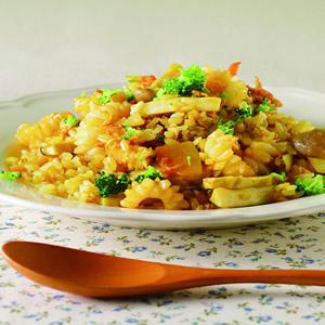 咖哩炒飯(3)