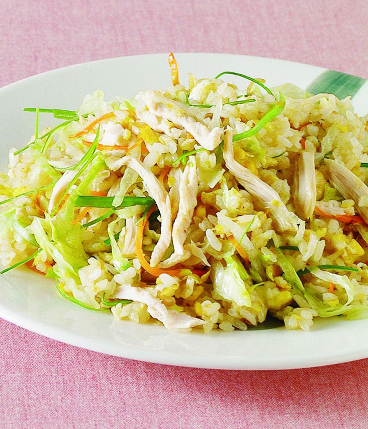 食譜:什錦電鍋炒飯