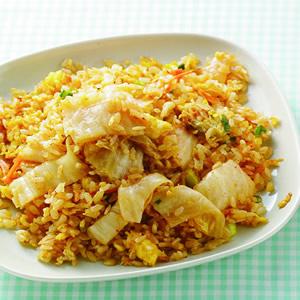 泡菜炒飯(4)