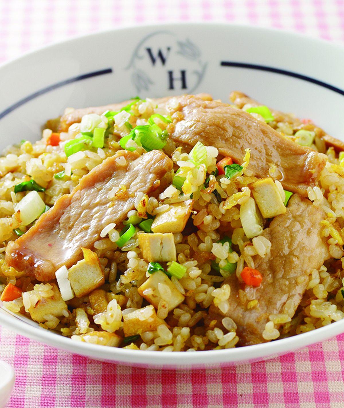 食譜:豬肉味噌炒飯