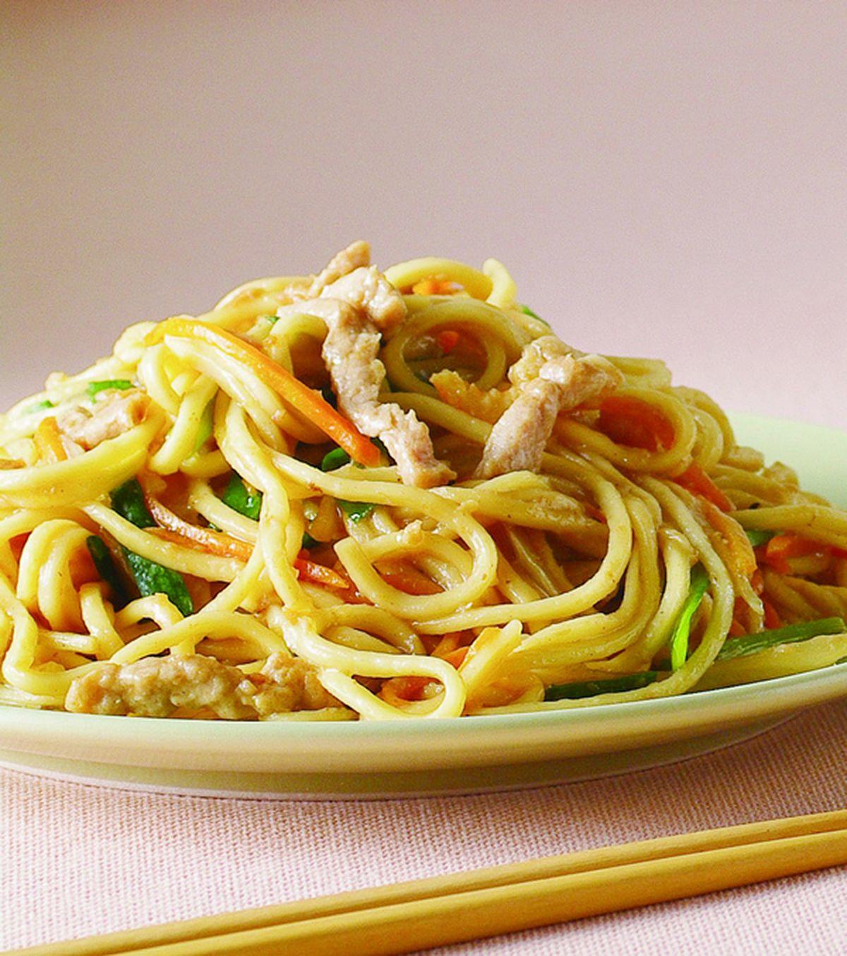 食譜:台式炒麵