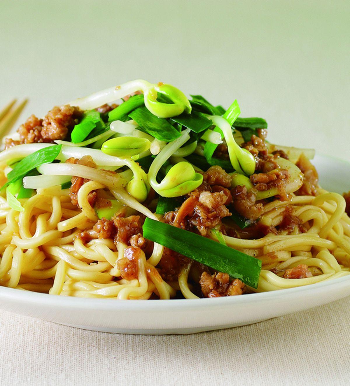 食譜:大麵炒(1)