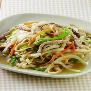 三絲炒麵(1)