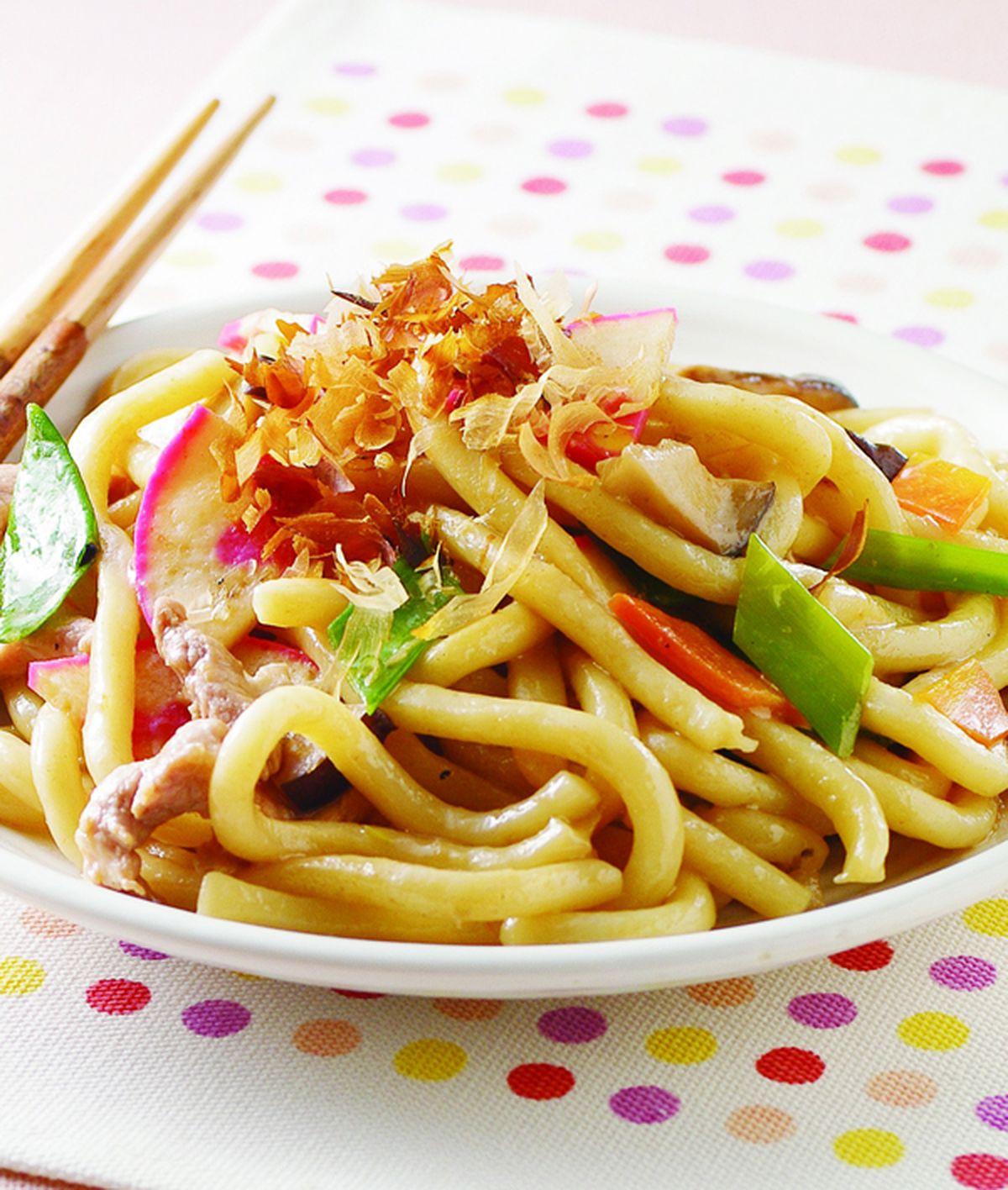 食譜:日式炒烏龍麵