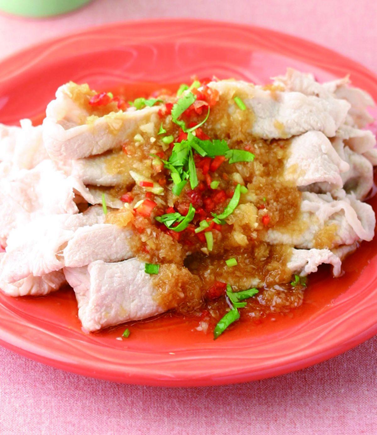 食譜:蒜泥白肉(12)