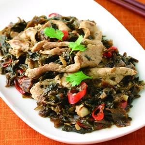 梅干燒肉(1)