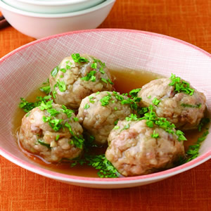 陳皮牛肉丸