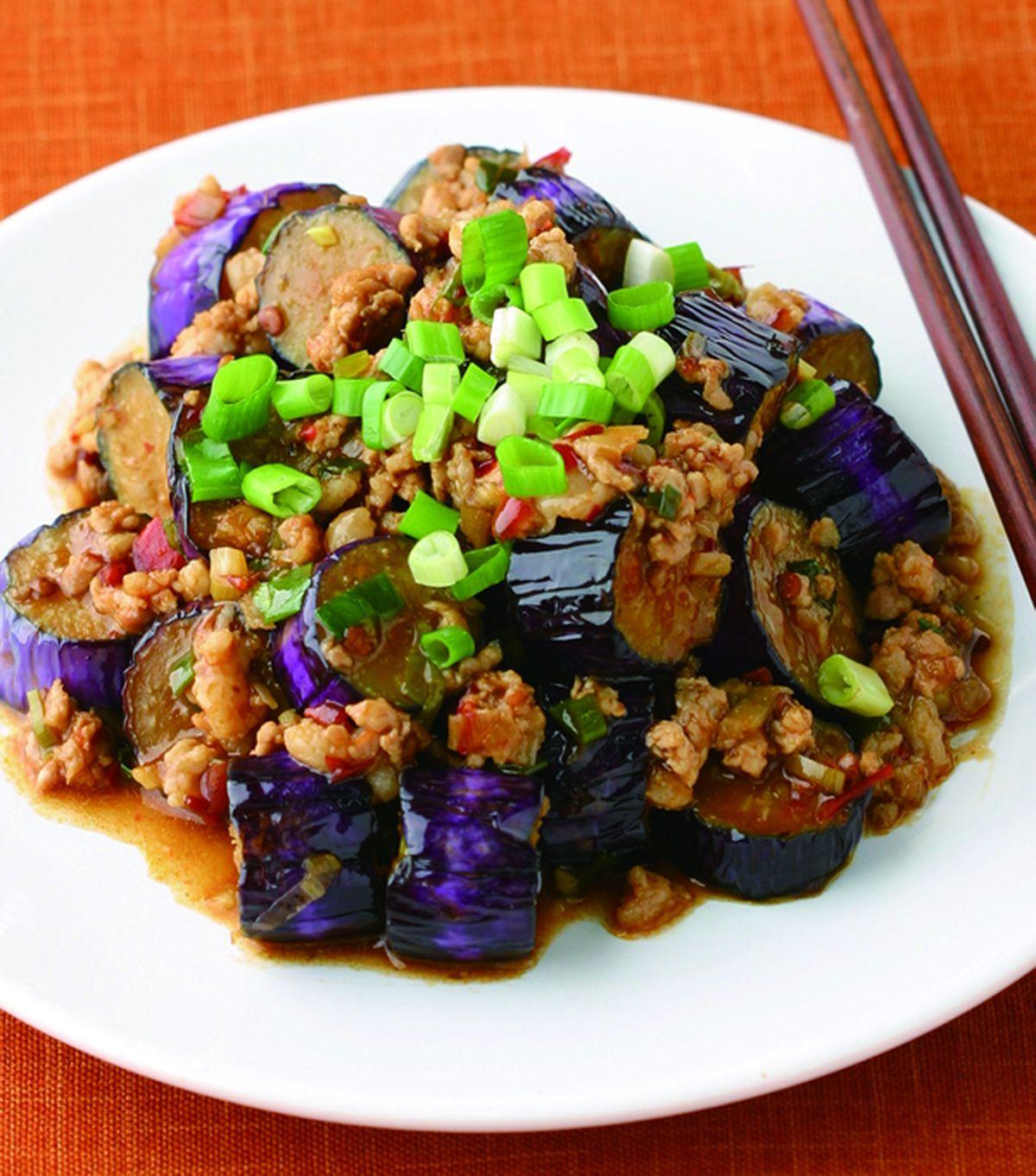 食譜:魚香茄子(11)