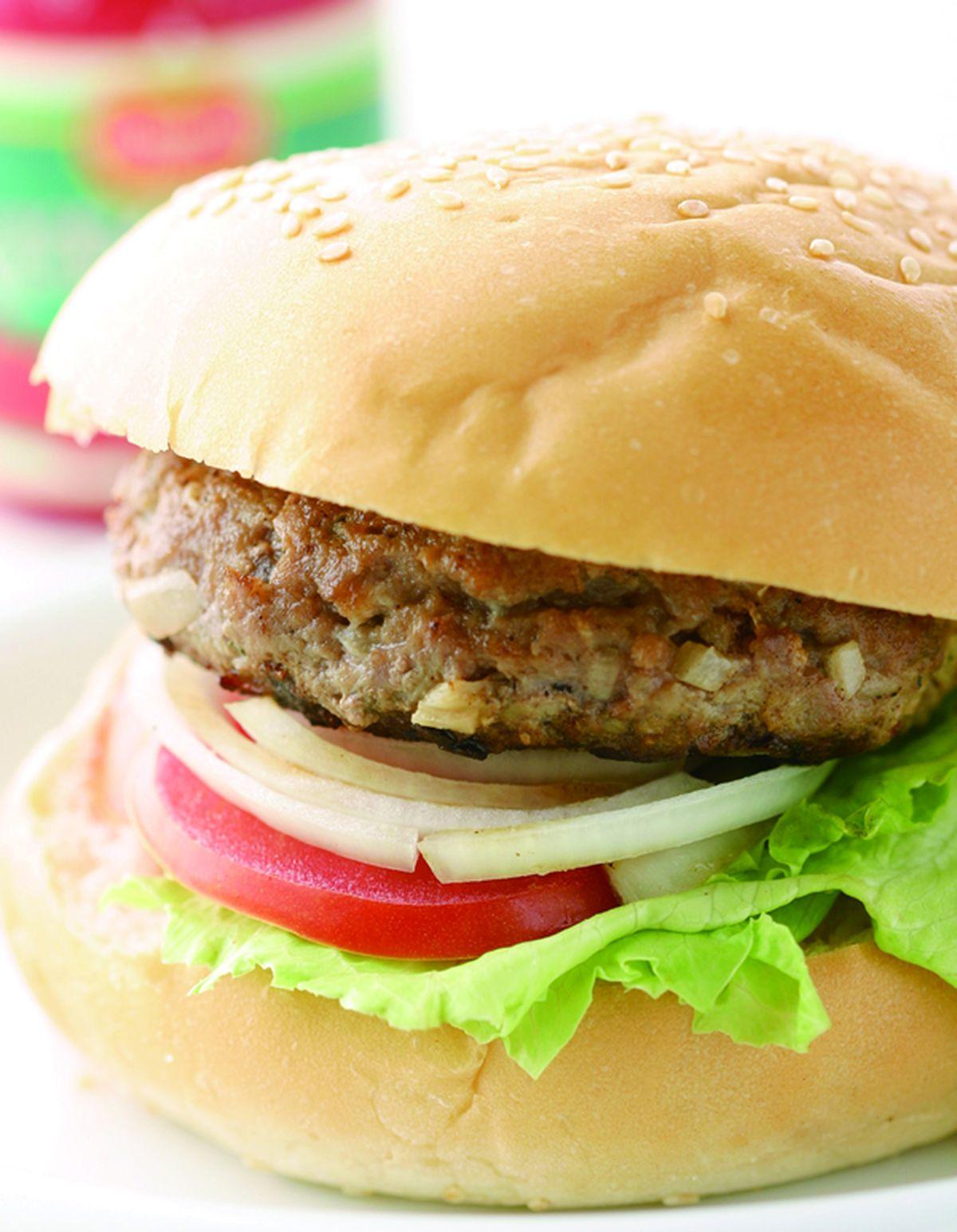 食譜:漢堡肉排(1)