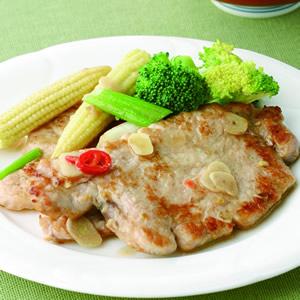 香煎豬排(1)