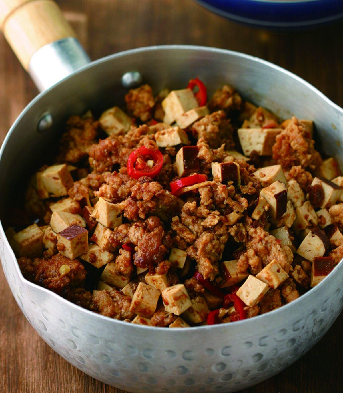 食譜:中式炸醬