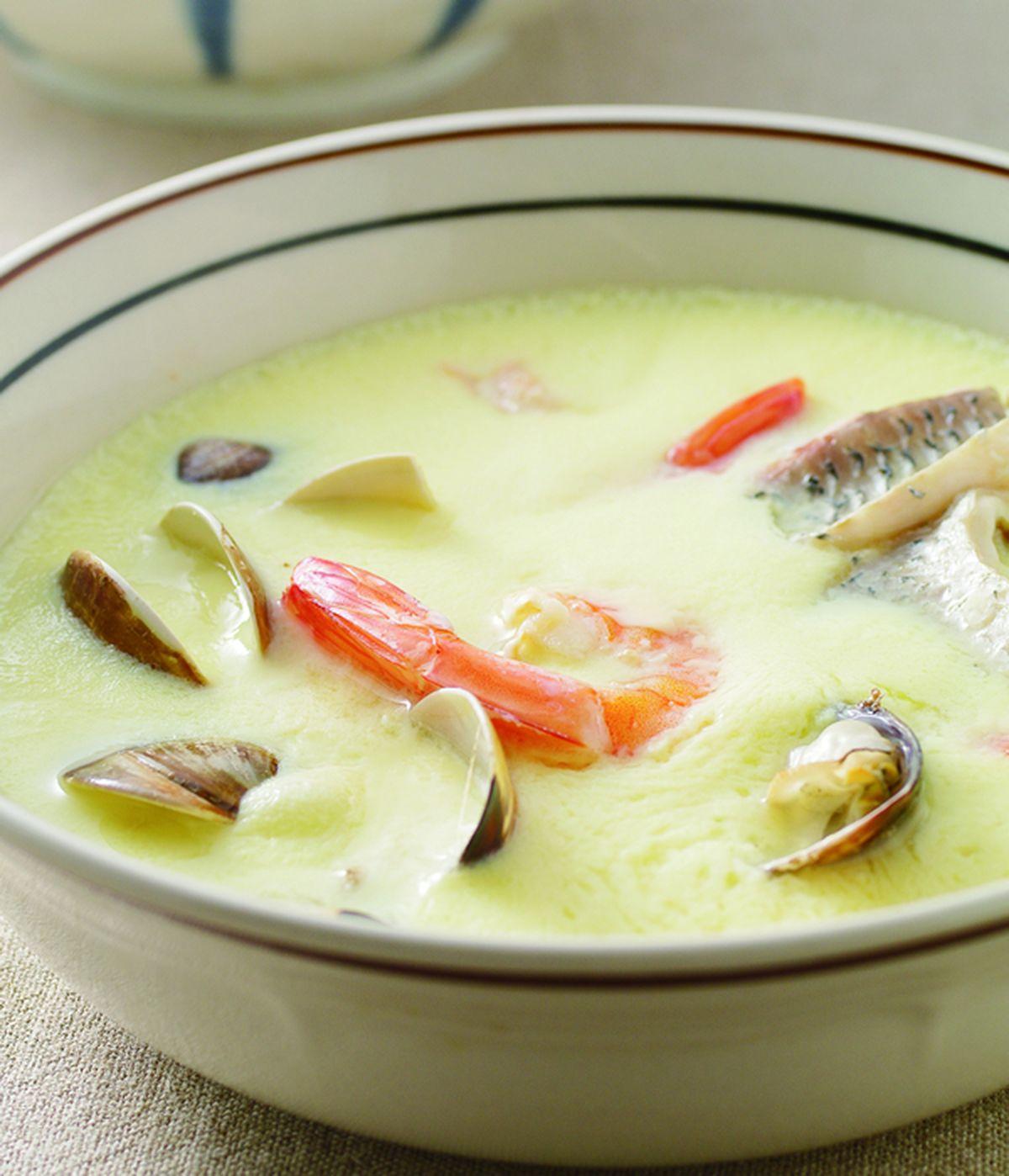 食譜:海鮮蒸蛋(2)