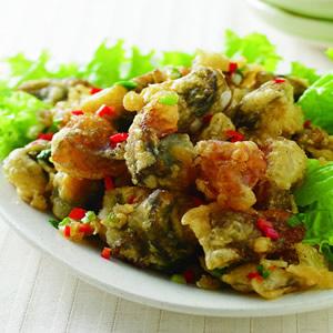 椒鹽皮蛋(1)