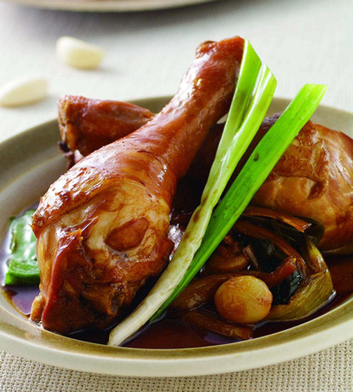 食譜:台式滷雞腿(1)
