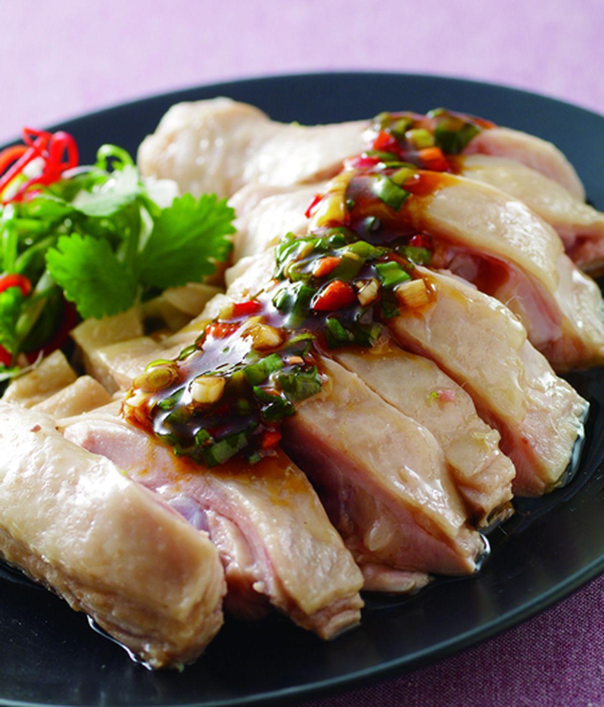 食譜:台式蔥油雞