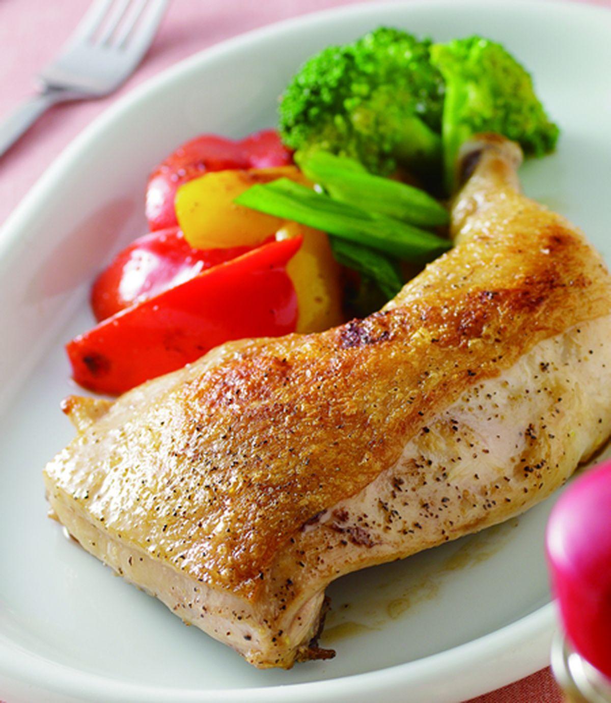 食譜:普羅旺斯煎雞腿