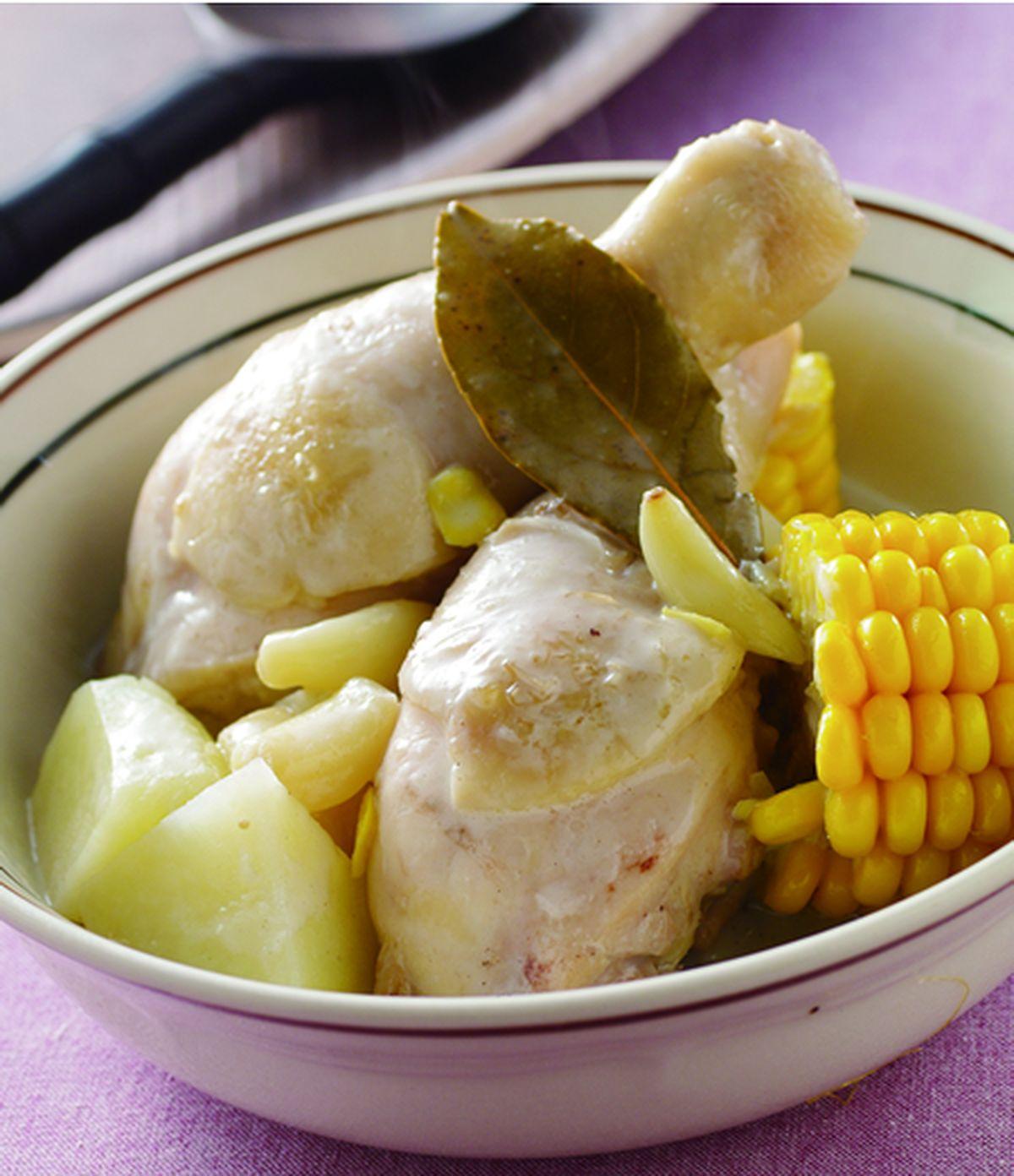 食譜:椰漿雞