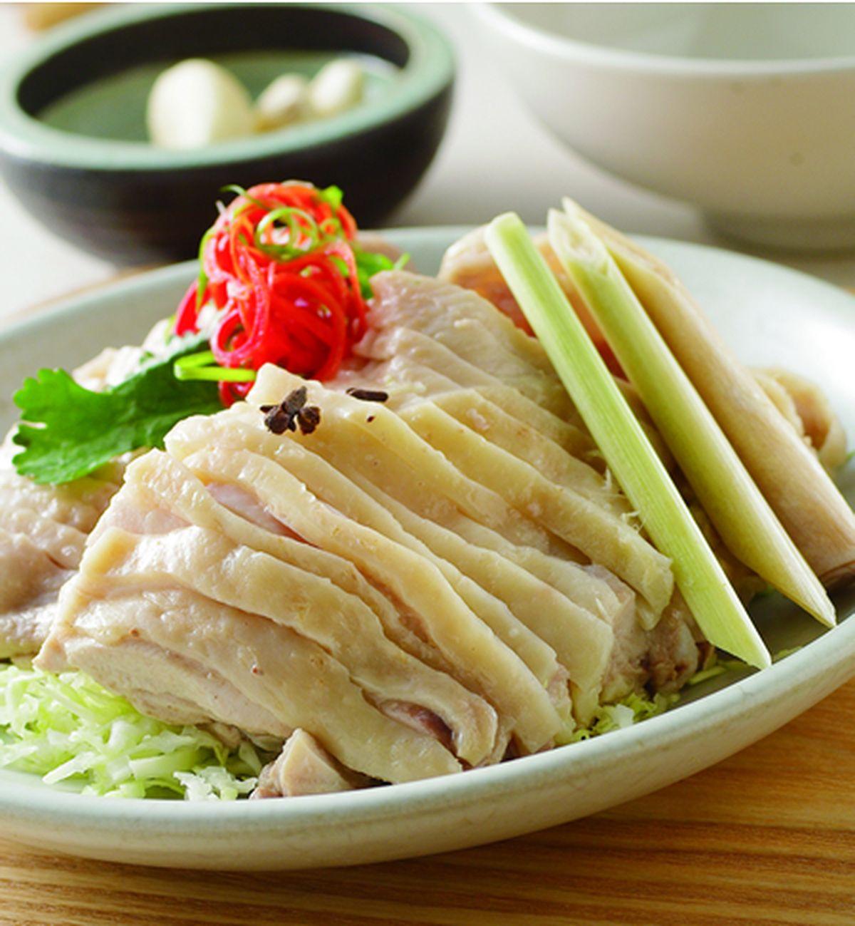 食譜:海南雞(1)