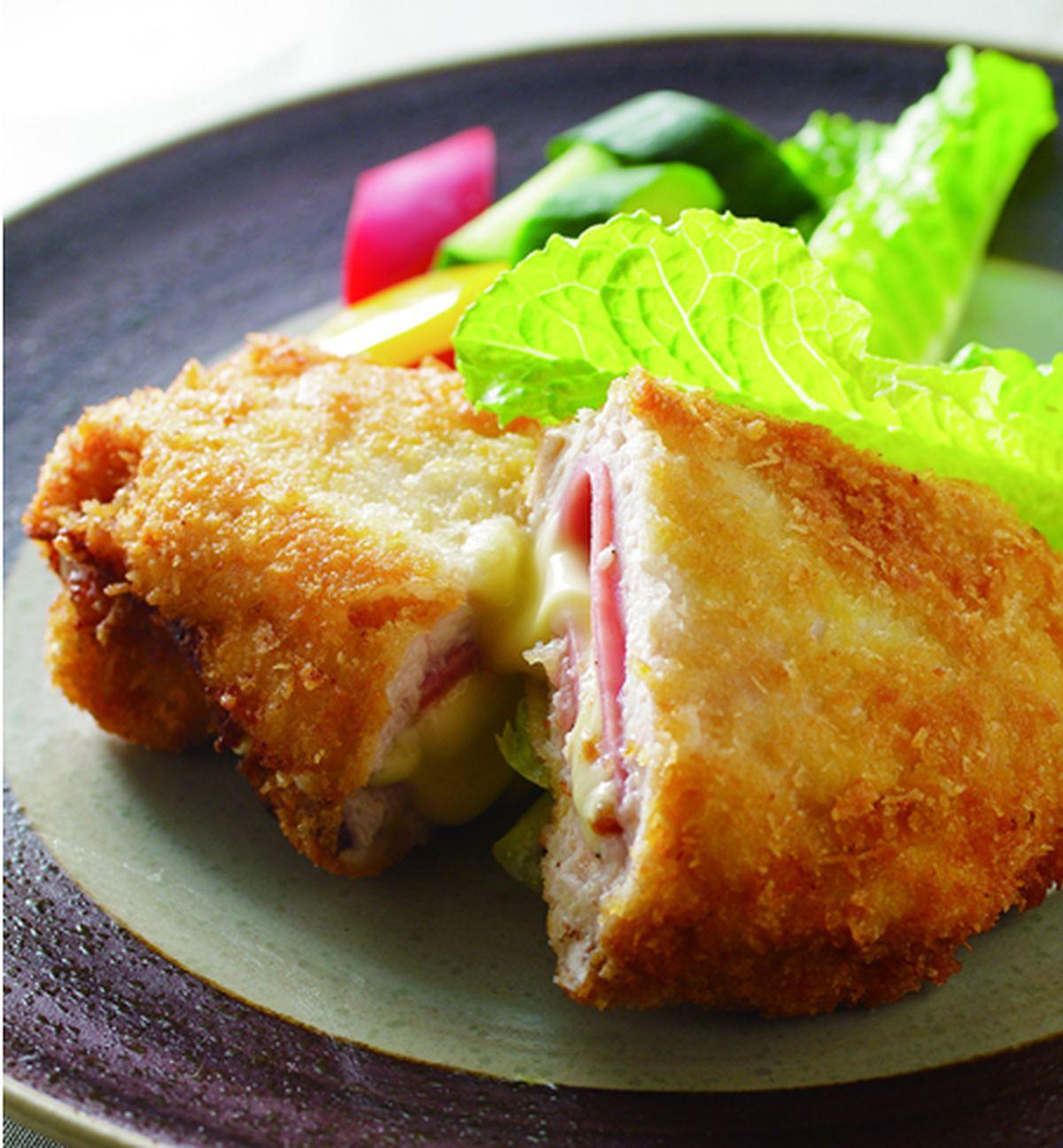 食譜:藍帶雞排(1)