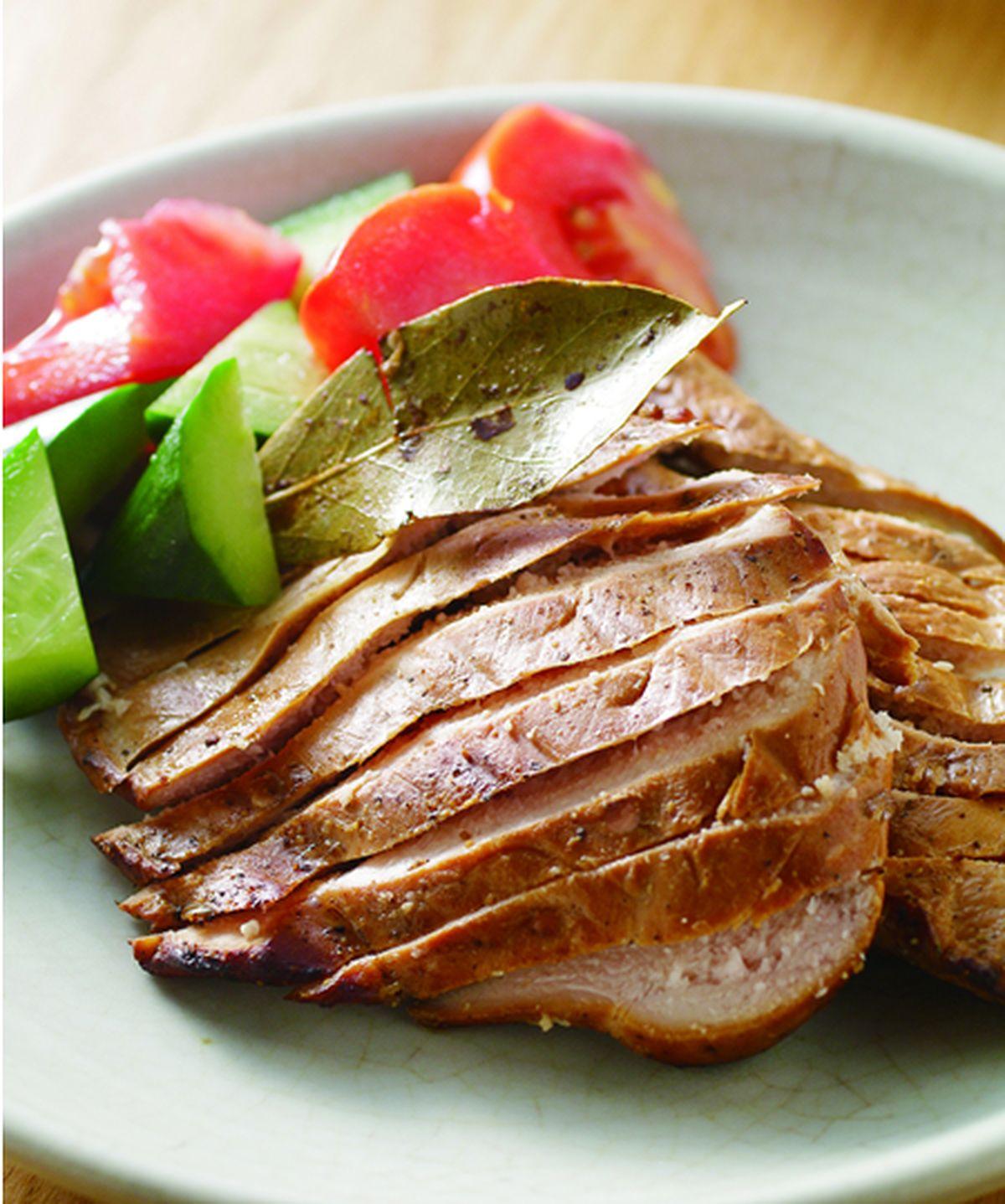 食譜:煙燻雞肉