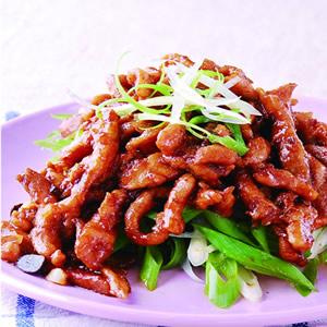 京醬肉絲(5)