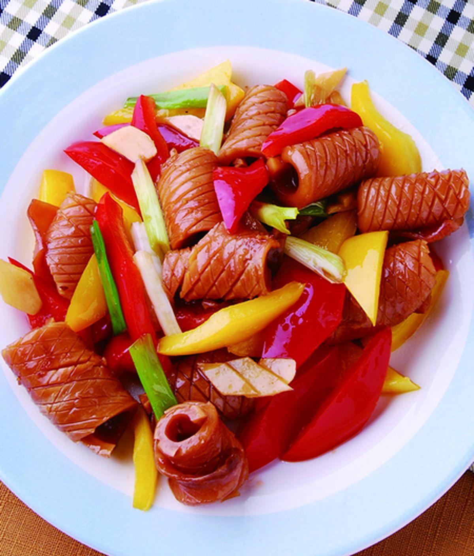 食譜:醬燒魷魚