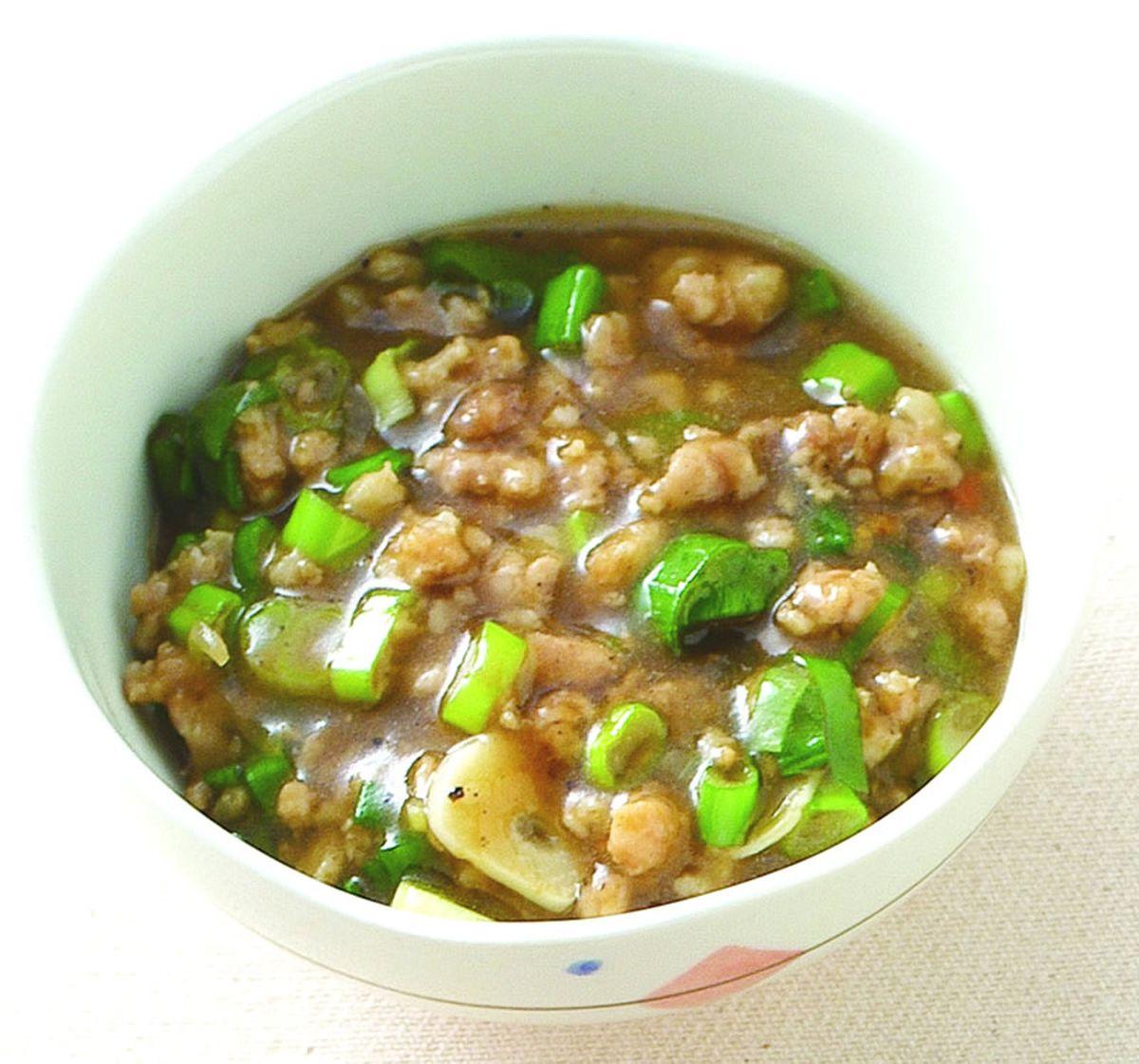 食譜:香蔥肉燥醬