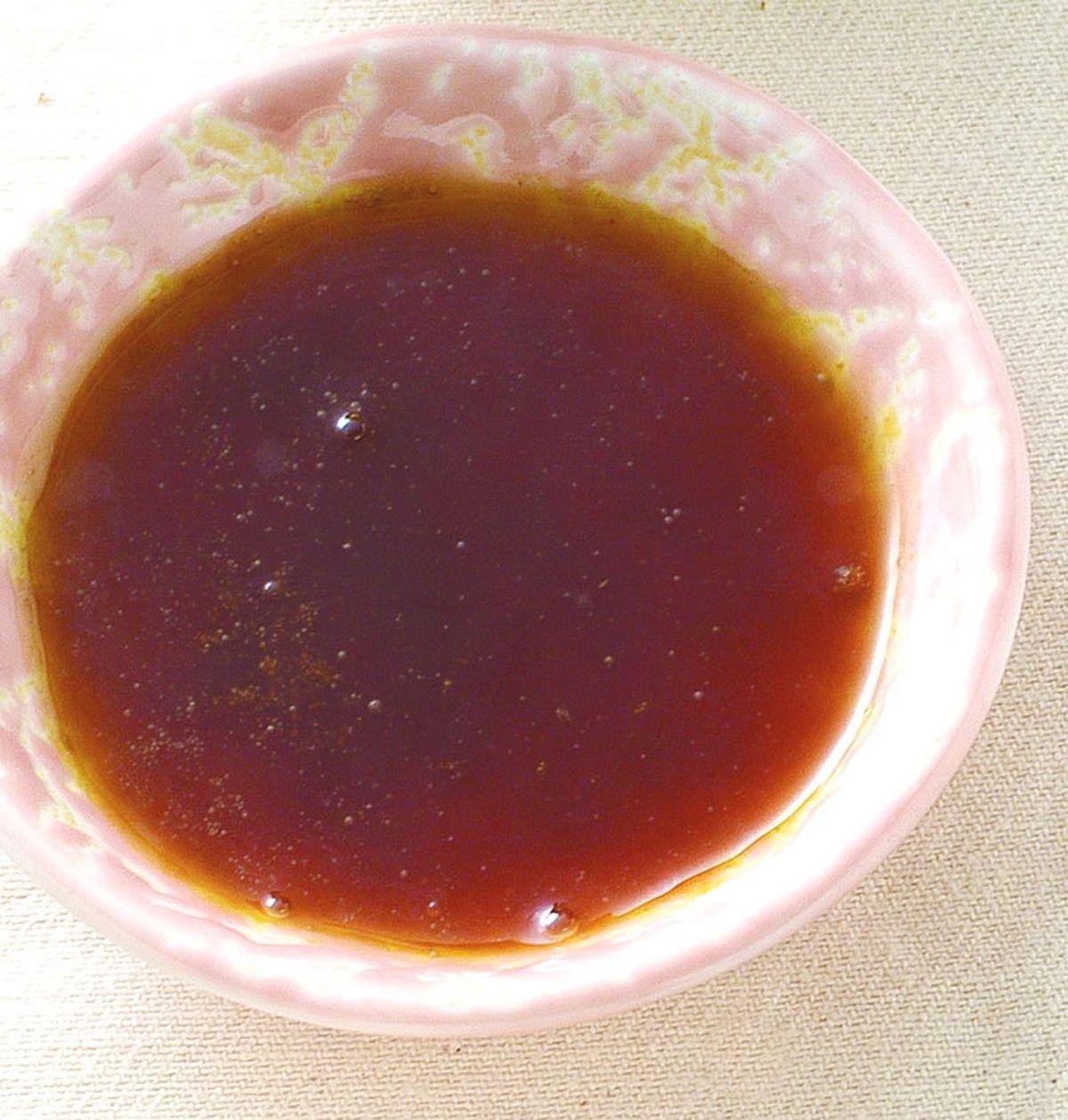 食譜:港式蠔油醬
