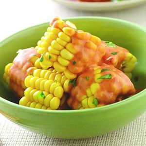 茄汁甜玉米
