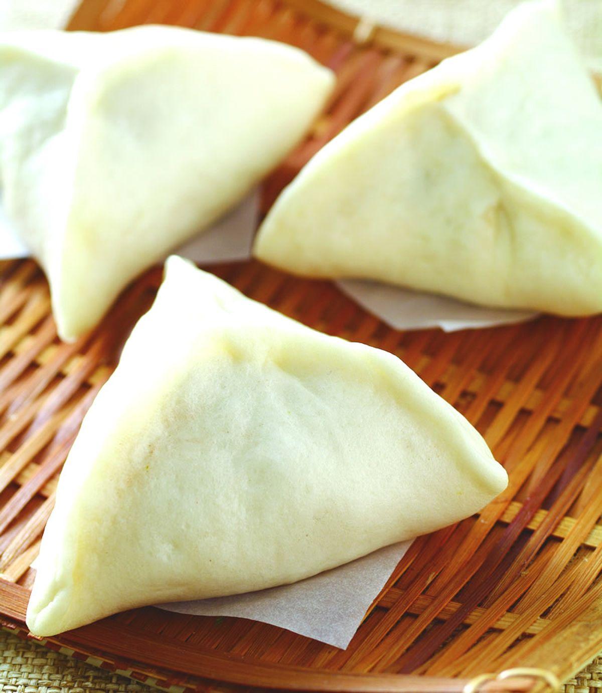 食譜:豆沙包(1)