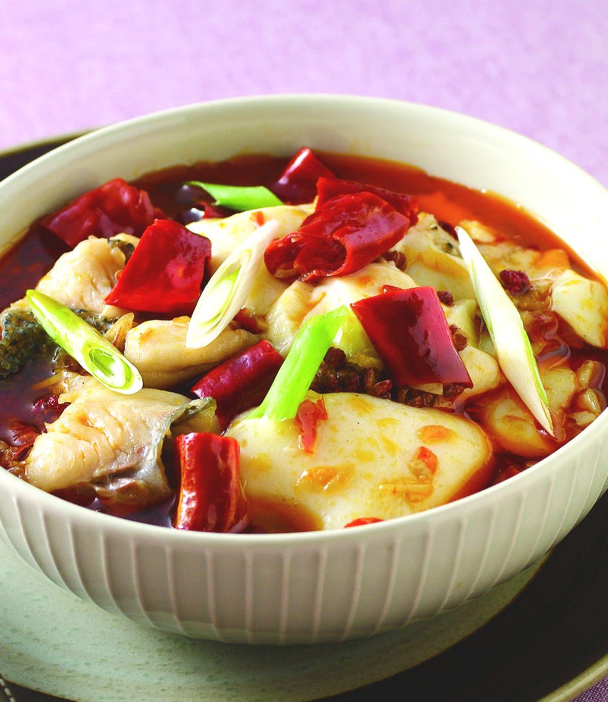 食譜:豆花水煮魚