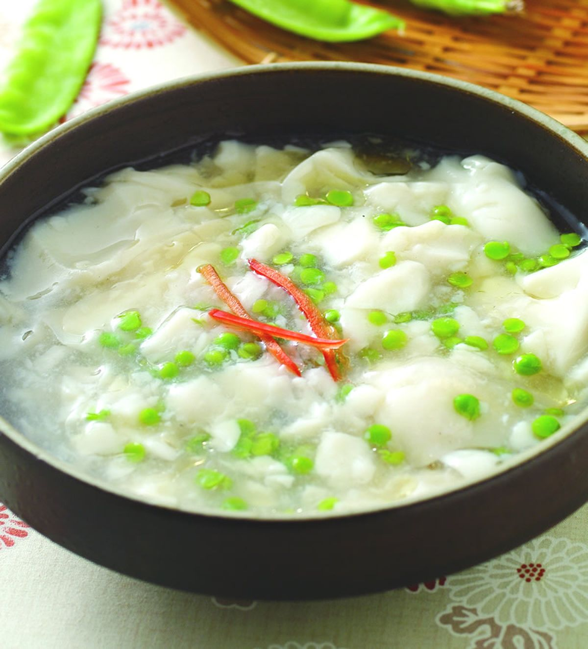 食譜:白玉翡翠(2)