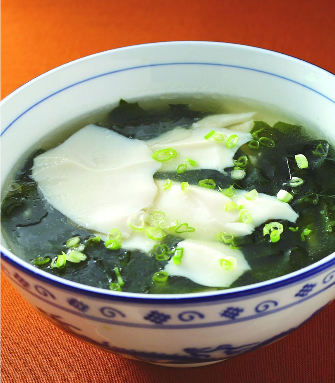 食譜:海菜豆花羹