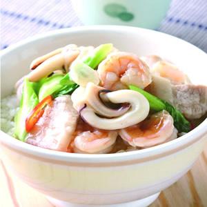 三鮮燴飯(3)