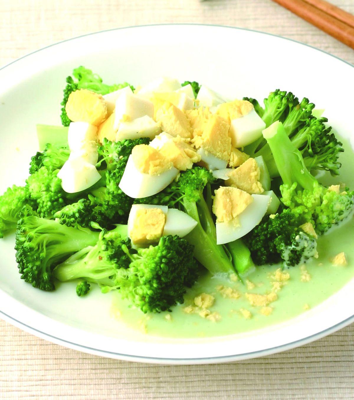 食譜:芥末青花菜