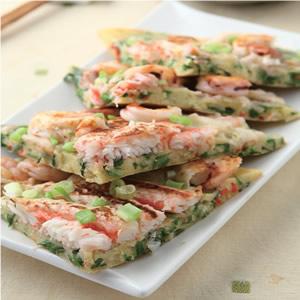 韓式海鮮煎餅(2)