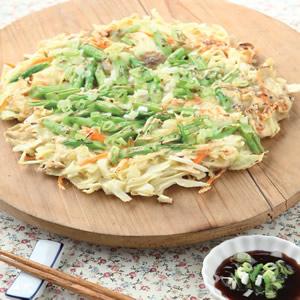 什錦蔬菜煎餅(2)