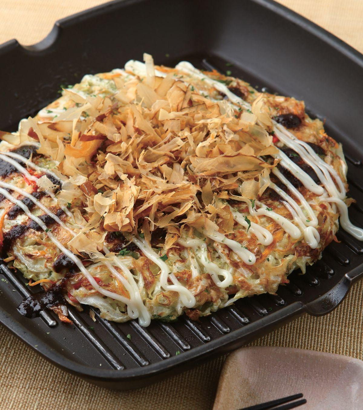 食譜:大阪燒(4)