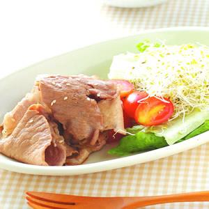 燒肉生菜沙拉
