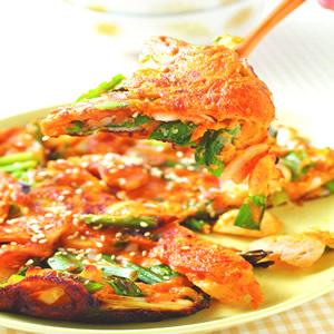 海鮮煎餅(2)