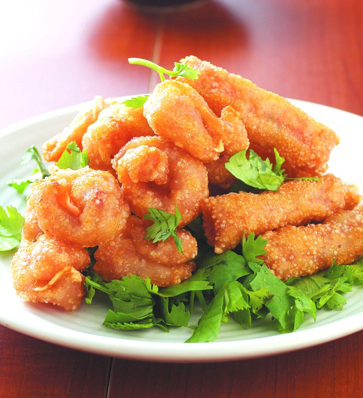 食譜:酥炸花枝餃