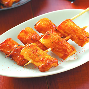 蜜汁烤竹輪