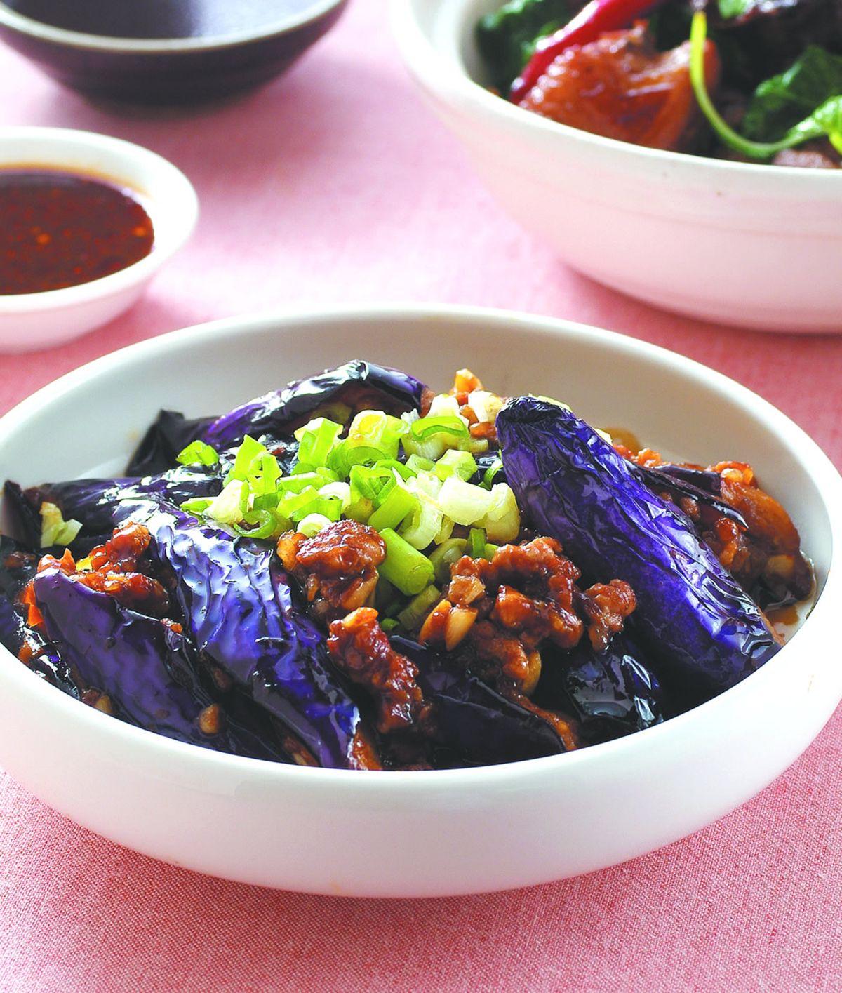 食譜:魚香茄子(13)