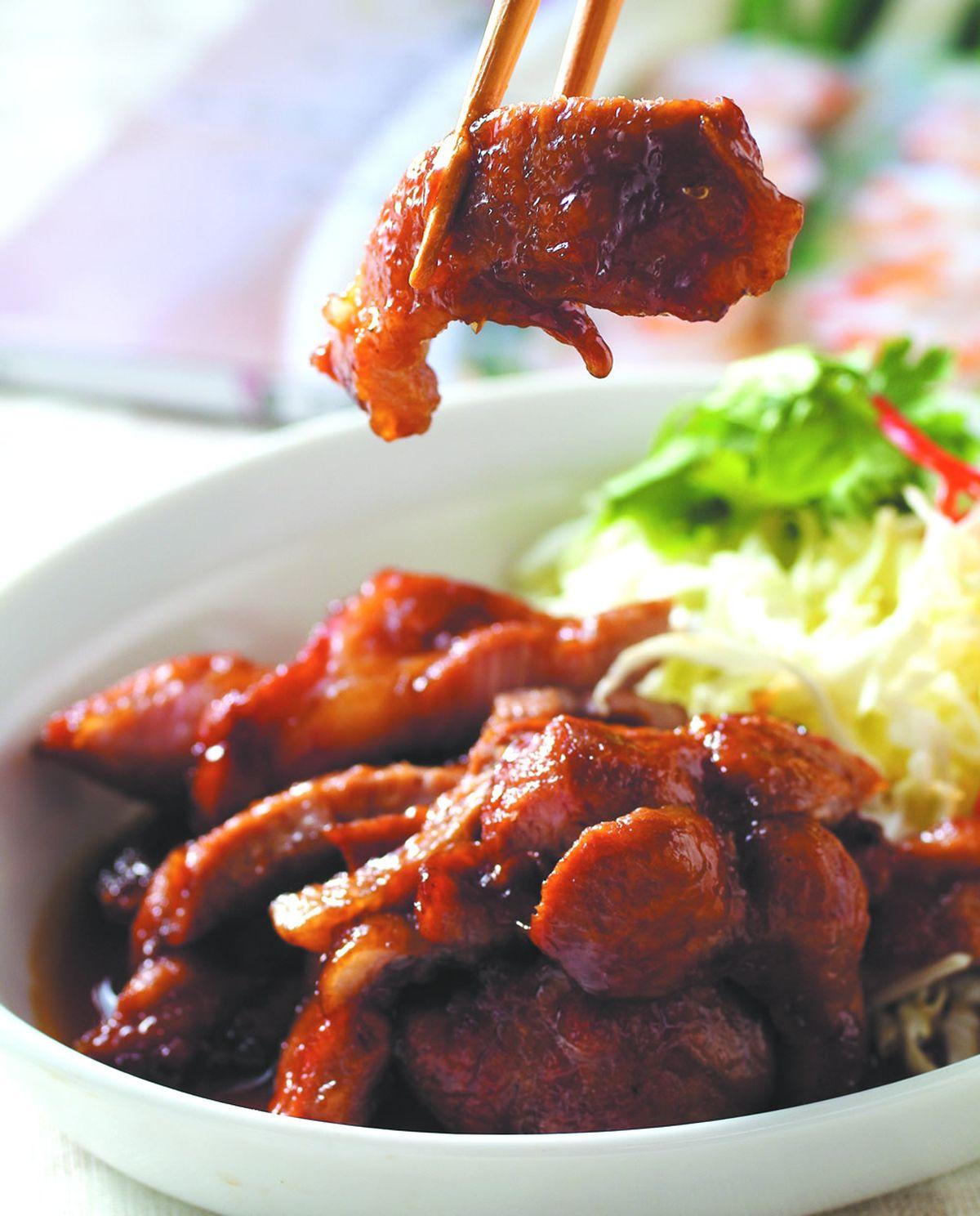 食譜:照燒豬排(1)