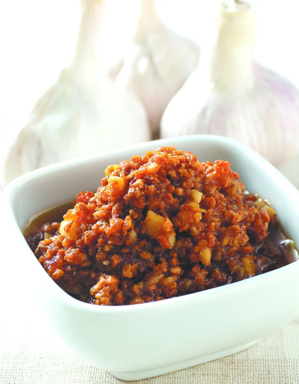 食譜:豆酥醬