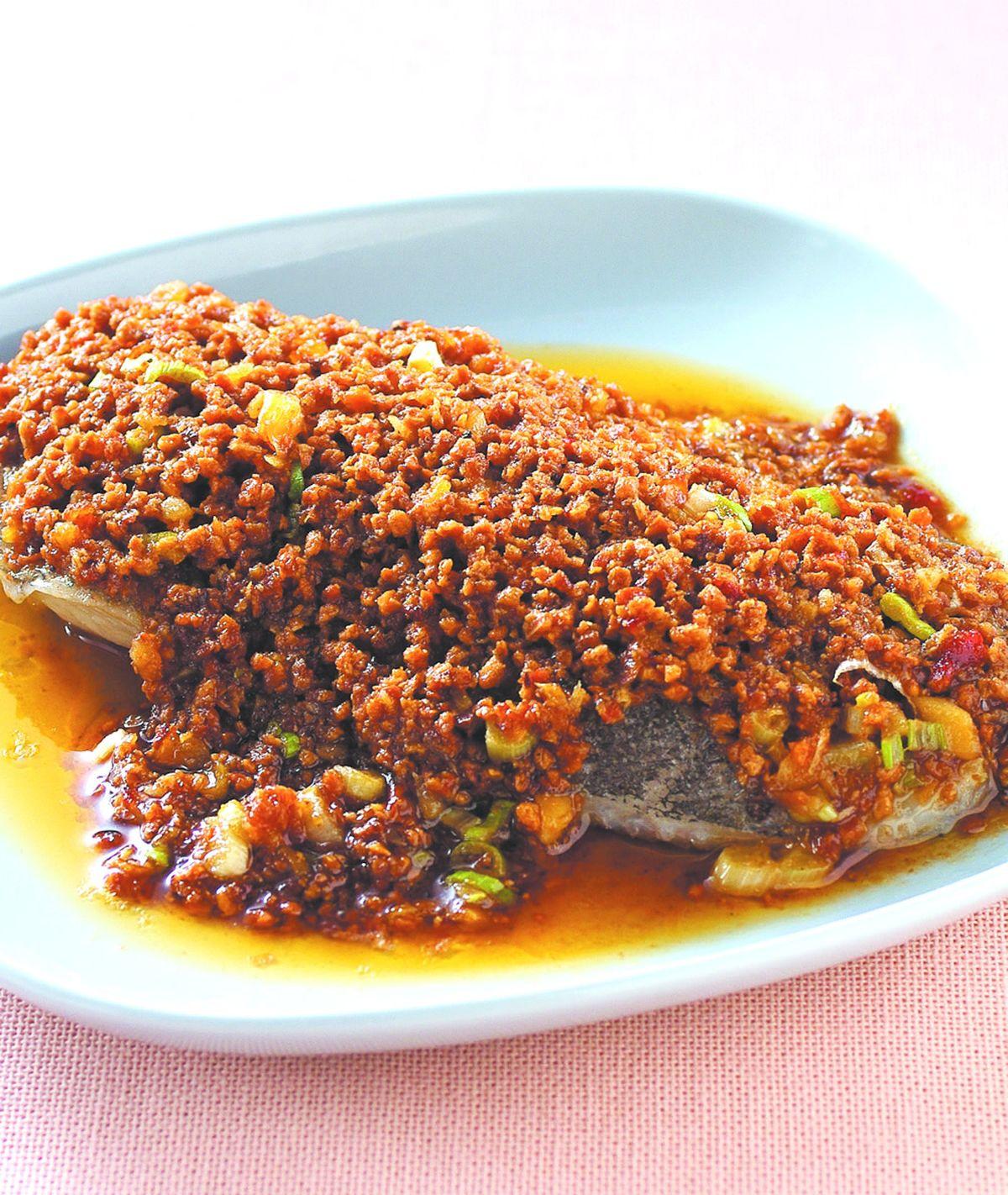 食譜:豆酥鱈魚(12)