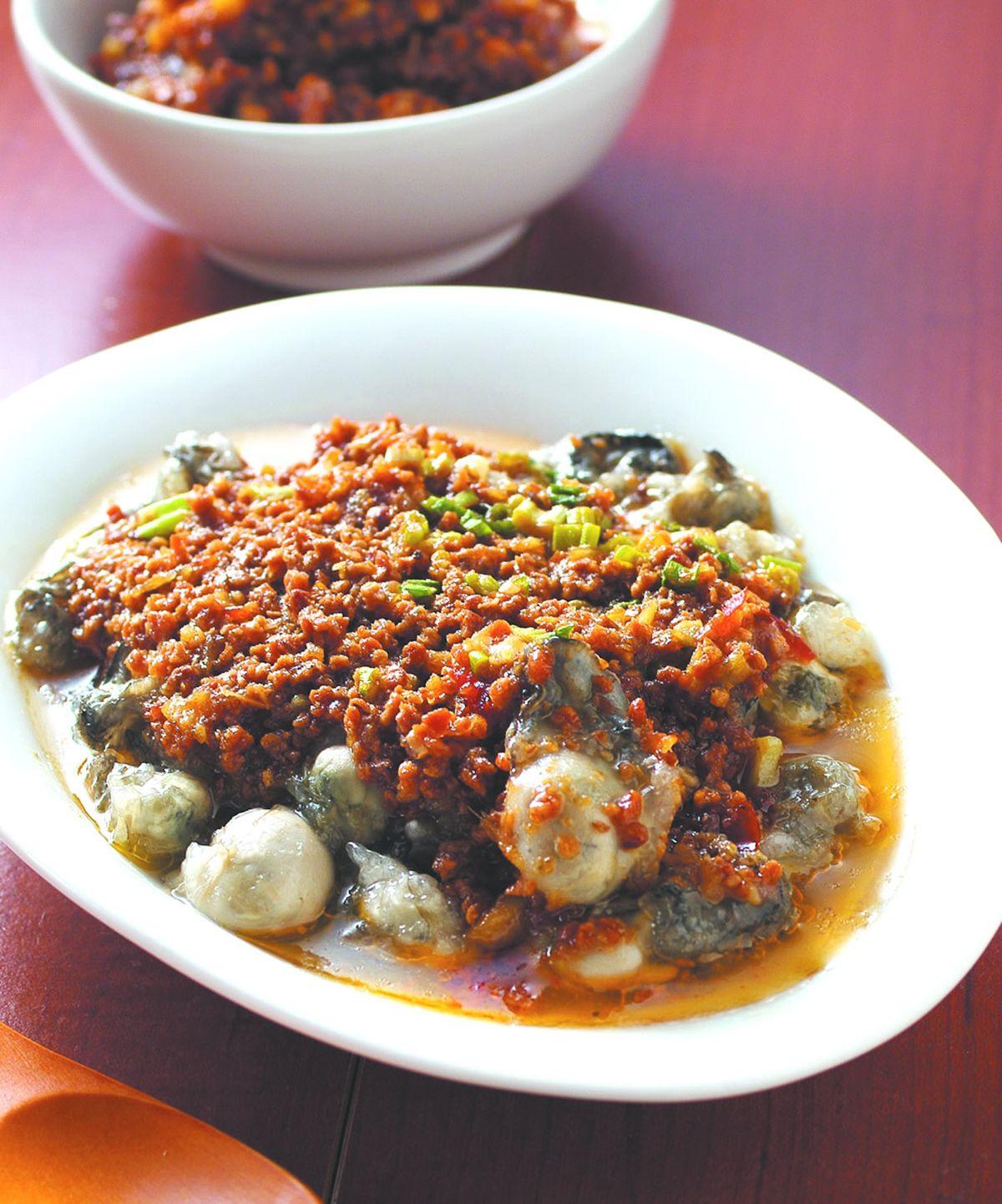 食譜:豆酥蚵仔