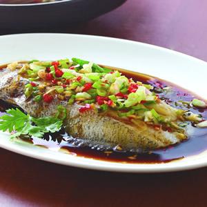 清蒸鱈魚(5)